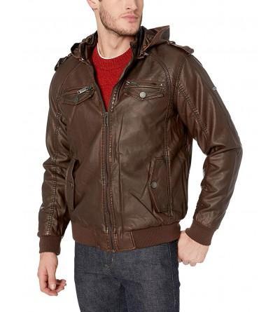 Rocawear Hooded Fashion Outerwear Jacket