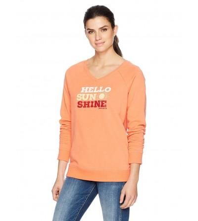 Life Good Womens Sunshine Sweater