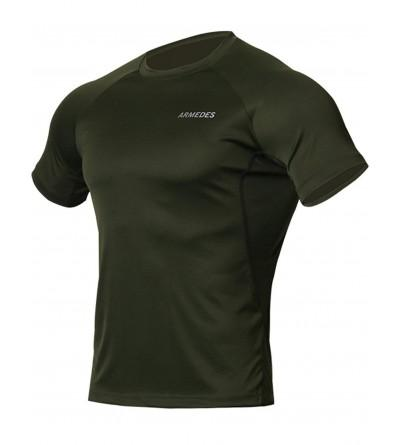 ARMEDES Athletic Lightweight Sleeve T Shirt