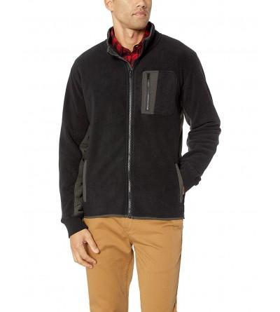 RVCA Mens Theros Fleece Jacket