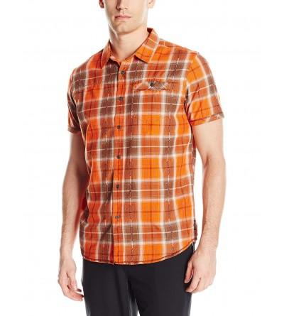 PRANA Mens Patras Slim Shirt
