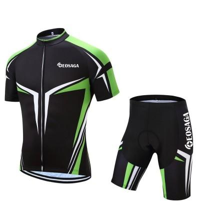 EOSAGA Cycling Jersey Bicycle Breathable