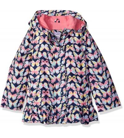 Carters Girls Mid Weight Flounce Jacket