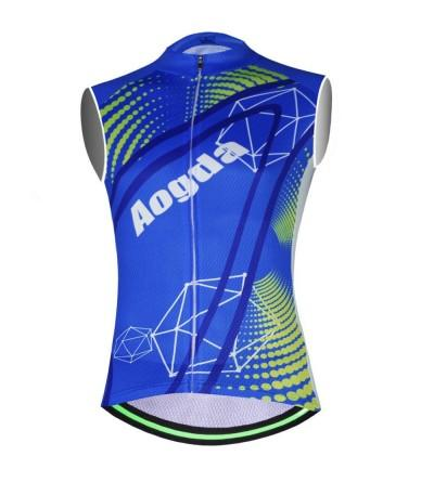 Sleeveless Cycling Jersey Bicycle Clothing