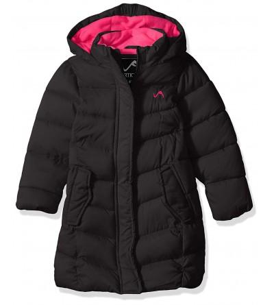 Vertical Fashion Quilted Bubble Jacket