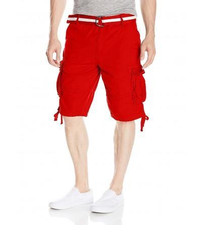 Southpole Cargo Shorts Fabric Matching