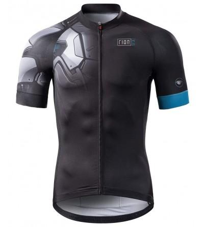 RION Cycling Jersey Breathable Pockets