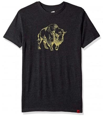 Mountain Khakis Bison Illustration T Shirt