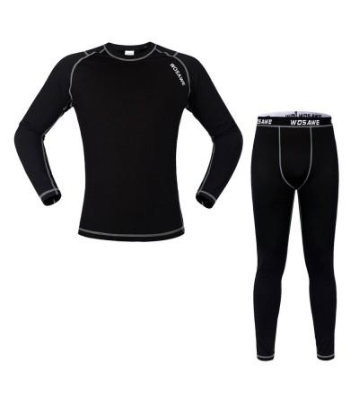 WOASAWE Thermal Fleece Fitness Workout