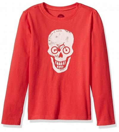 Life Good Sleeve Amrred T Shirt