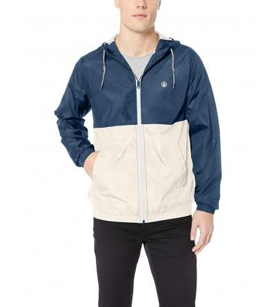 Volcom Ermont Hooded Windbreaker Jacket