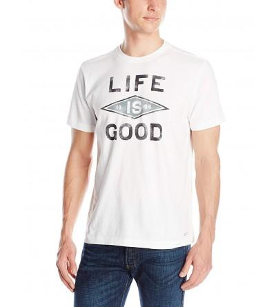 Life Good Mens Crusher Tee