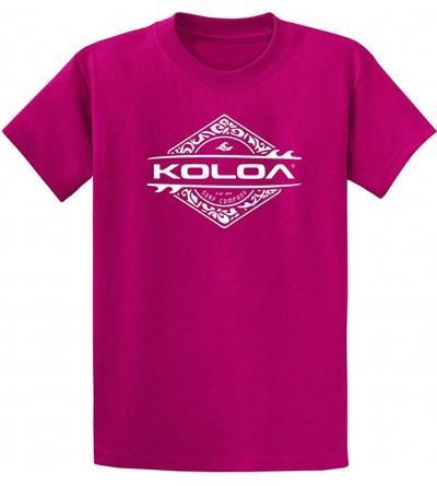 Koloa Surf Diamond Thruster Regular