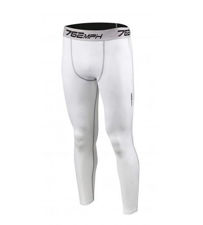 762MPH Compression Running Tights Leggings