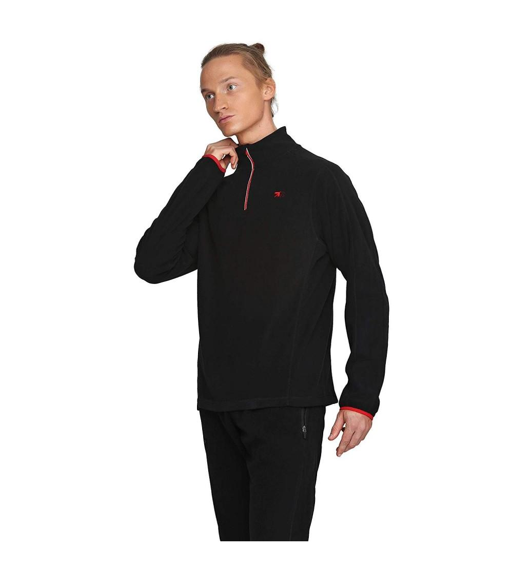 EAST PEAK Mens Fleece Half