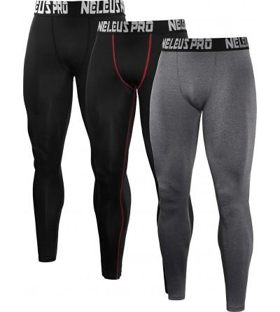 Neleus Compression Tights Running Leggings