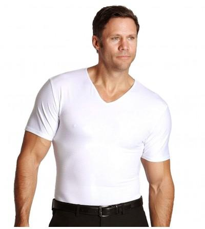 Insta Slim compression sleeve v neck