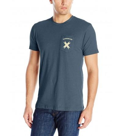 SUPERbrand Mens Team Pocket Tee