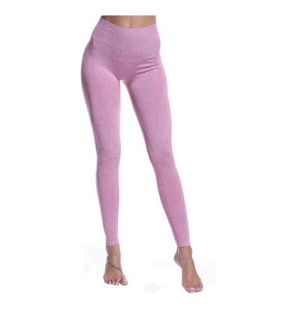 HOUPPE Yoga Pants Colors Pink