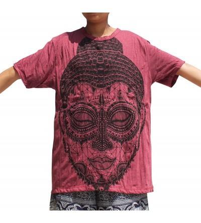 Sure Wrinkled Vintage T Shirt Buddha
