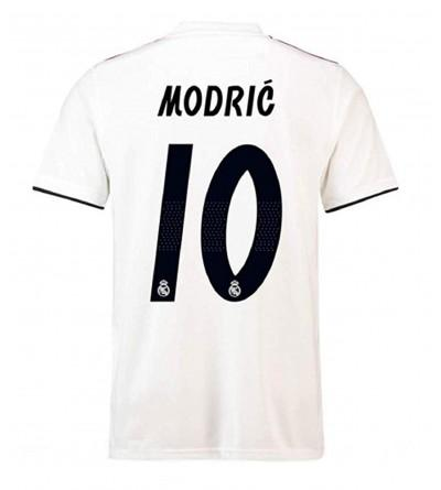 Modric Madrid Soccer T Shirt Jerseys
