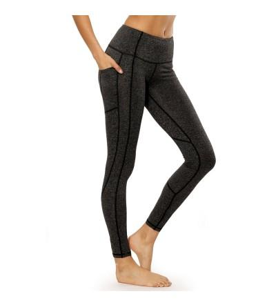 FengZhan Yoga Pants Women Pockets