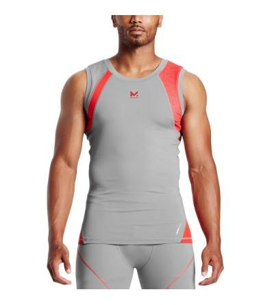 Mission Collection Sleeveless Compression Orange