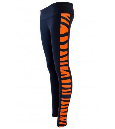 Tiger Stripe Yoga Pant Leggings