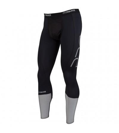 MyPakage Compression Length Black Heather
