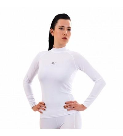 Womens Compression Sleeve Shirt Layer