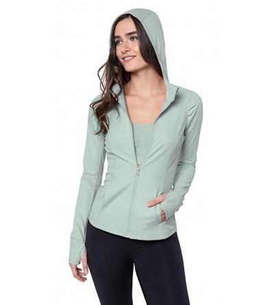 Yogalicious Slim Sleeve Hoodie Jacket