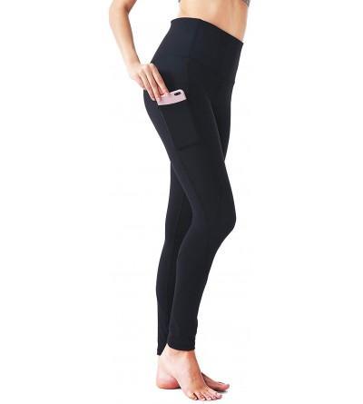RUNNING GIRL Leggings Pockets V Shaped