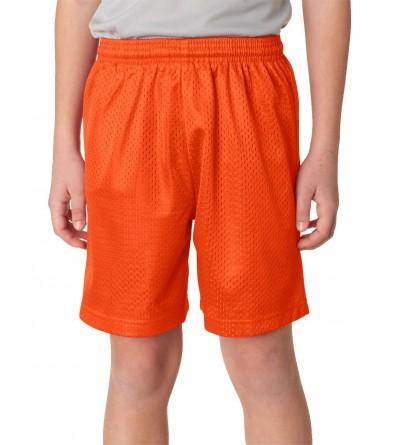 A4 Boys Moisture Management Mesh Shorts