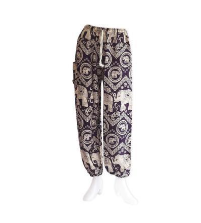 Harem Womens Hippie Trousers Elephant