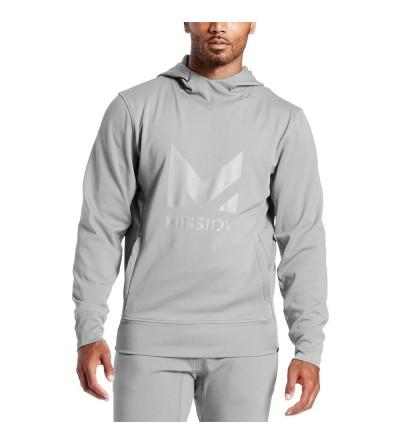 Mission VaporActive Gravity Pullover Heather