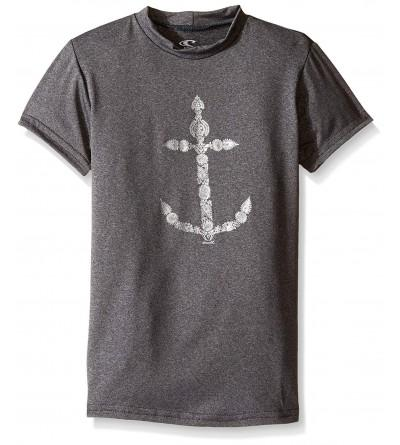 ONeill Girls Hybrid Short Sleeve