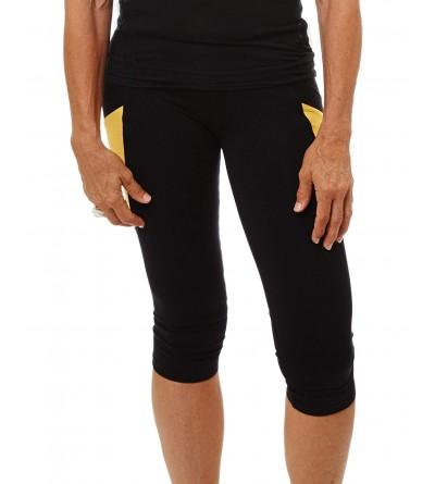 Shakti Activewear Pocket Capri
