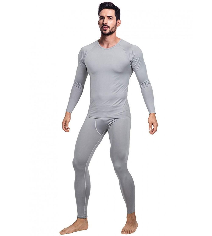 DRSKIN Thermal Microfiber Compression Underwear