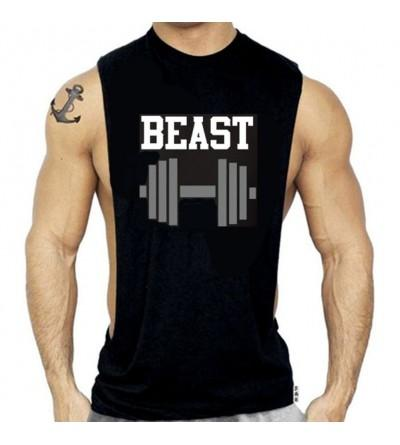 SR Dumble Workout Bodybuilding Sleeveless