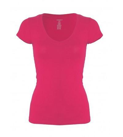 Bozzolo Womens Sleeve Cotton T Shirts