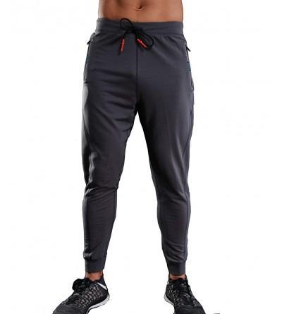 Donhobo Drawstring Training Athletic Sweatpants
