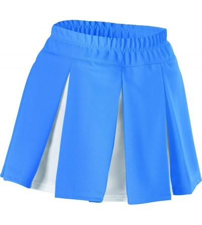 Alleson Womens Cheerleading Multi Pleat