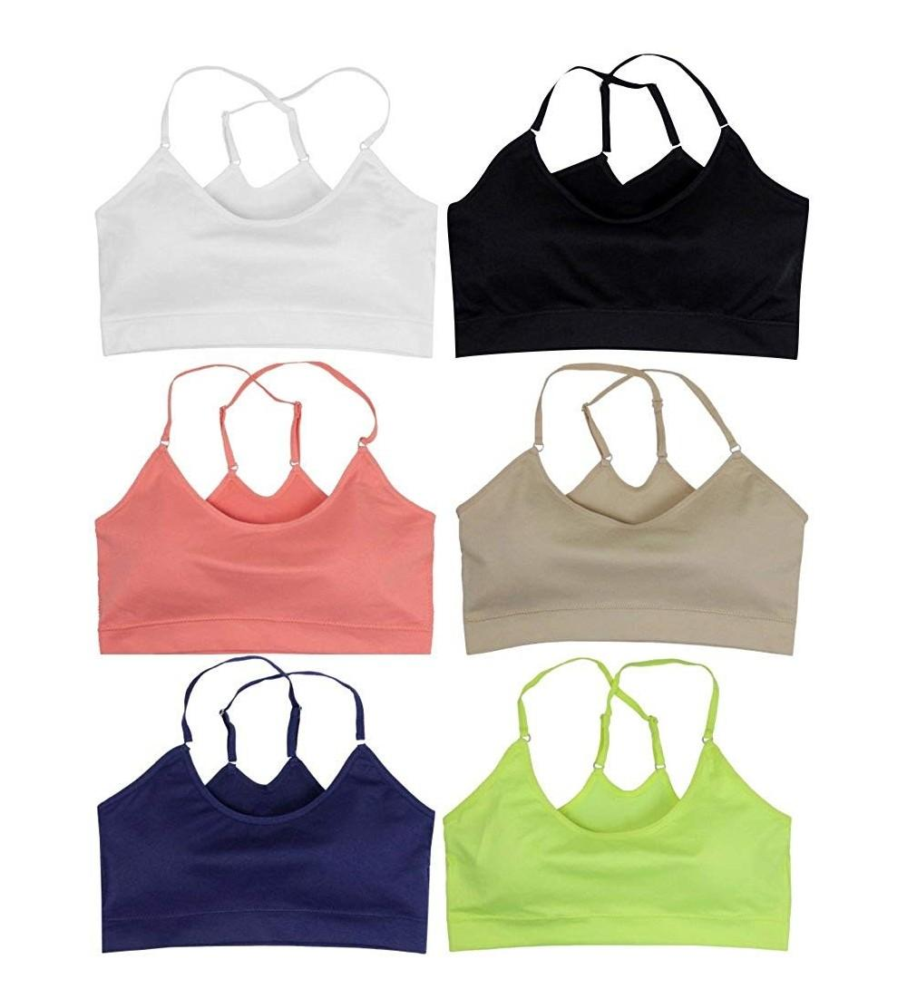 ToBeInStyle Womens Pack Cross Back Sports