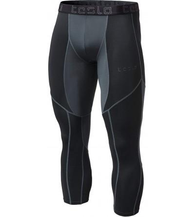 TSLA Compression Shorts Baselayer Sports