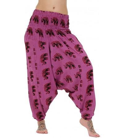 Kiara Textiles Elephant Trousers Christmas