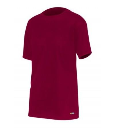 Boys Tech Silk Short Sleeve