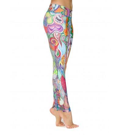 Niyama Colorful Artistic Yoga Women
