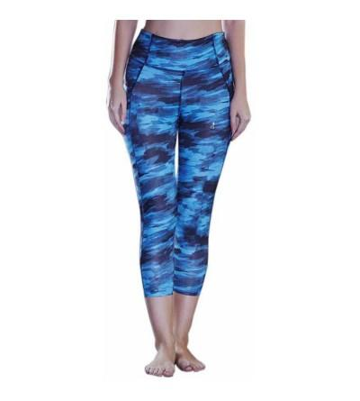 RRAVE Womens Leggings Abstract Printed