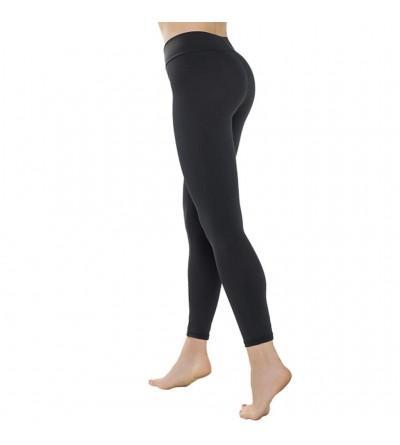Gwinner Push Up Lifting Anti Cellulite Leggings
