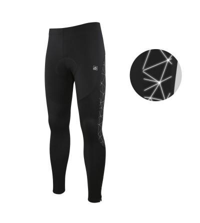 SANTIC Cycling Leggings Trouser Reflective Windproof